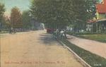 Sixth avenue, west from 13th st., Huntington, W. Va., 1911.