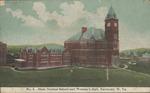 State Normal School & Women's Hall, Fairmont, WVa