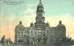 Cabell county court house, Huntington, W. Va., 1912.