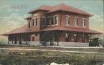 Western & Maryland Rr depot, Elkins, W.Va.