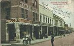 Railroad Ave. looking East, Montgomery, W.Va.