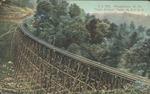 U.S. 560, Morgantown, W.Va., Coon Hollow Trestle of M&K RR