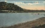 Scene on Ohio River, Moundsville,WVa