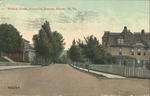 Mineral Street from Fort Ave., Keyser, W.Va.