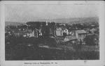 Bird's-eye View of Wardensville, W.Va.