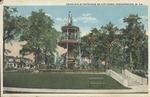 City Park entrance, Parkersburg, W.Va.