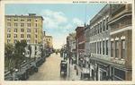 Main Street, looking North, Beckley, W.Va.