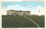 Main Building, Broaddus College, Philippi, W.Va.