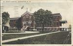 St. Mary's hospital, Huntington, W. Va., 1934.