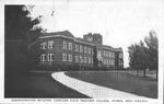 Administration Bldg., Concord State Teachers College, Athens, W.Va.