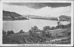 Ohio River and Shore Route Bridge, St. Mary's, W.Va.