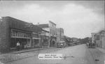 Main Street East Rainelle, W. Va.