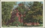 Agnes Howard Hall, W.Va. Wesleyan College., Buckhannon, W.Va.