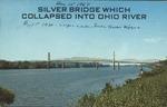 Silver Bridge which collapsed into Ohio River