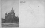 Twentieth street Baptist church,Huntington, W. Va., ca. 1910.