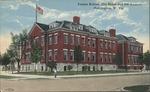 Ensign school, 21st street and 4th avenue, Huntington, W. Va., ca. 1910.