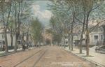 Upper Market Street, Residence section, Parkersburg, W.Va.