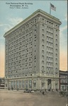 First National bank building, Huntington, W. Va., ca. 1920.
