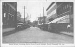 Main Street looking North, Point Pleasant, W.Va.