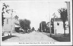 Main St. east from Court St., Harrisville, W.Va.