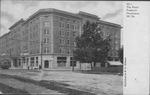 The Hotel Frederick, Huntington,W.Va.