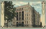 Emmons Apartments, Huntington, W. Va., ca. 1912.