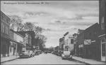 Washington Street, Ravenswood, W.Va.