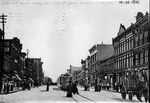 3rd Avenue looking East from 9th Street, huntington, 1901