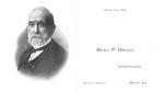 Benjamin P. Driggs