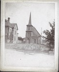 First Presbyterian church, 1872.
