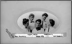 Mae Pursell, Cloyde Harvey, Nannie Pitts, Maude Harvey & Sue Pursell