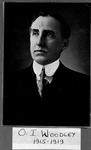 O.I. Woodley, 1915-1919, President of Marshall
