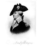 Photo of portrait of Anthony Wayne