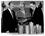 Marshall College, Howard W. Apet, Marshall Librarian, Frank J., Bartlett, Dean, B.B. Levins
