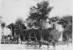 E. B. Enslow house, 13th st. and 3rd ave., Huntington, W. Va., ca. 1890.