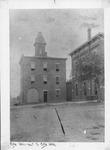 City jail, Huntington, W. Va., ca. 1890.