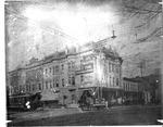 Northwest corner of 9th st. and 4th ave., Huntington, W. Va., 1905.