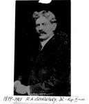 Dr. H.A. Brandebury, 1899-1901, Rep. Mayor
