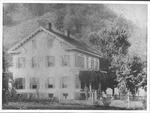 Henry Gwinn farmhouse, Glenwood, W. Va., ca. 1900.
