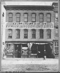 D. M. Smith family liquor store, Huntington, W. Va., ca. 1900.