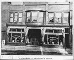 Valentine & Newcomb's store, Huntington, W. Va., ca. 1900.