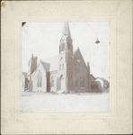 First Methodist episcopal church, ca. 1900.