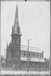 Congregational church, 1900.