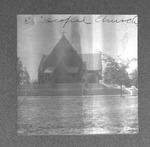 Trinity episcopal church, Huntington, W. Va., ca. 1900.