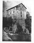 Mill, Symmes creek, Lawrence co., Ohio, ca. 1900.