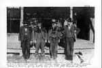 Devil Anse hatfield, laft Vinson, Henry C. Radland, Wm. Donahoe, 1902