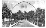 Entrance, Camden park, near Huntington, W. Va., ca. 1904.