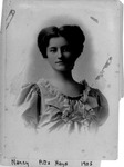 Nancy Pitts Hays, 1905