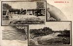 Splash Dam views, Barboursville, W.Va. 1908