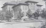 Huntington high school, ca. 1910.